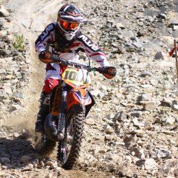 Jordan Artibani, Pathfinders B200 1st Place  Woods-o-Cross Hare Scrambles September 14, 2014 Greene, RI