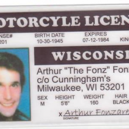 MotorcycleLicense
