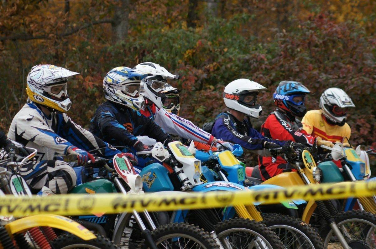 Vintage Racing - New England Trail Rider Association