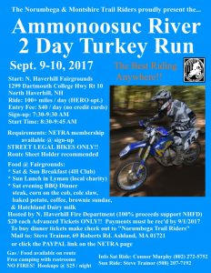 Ammonoosuc River Turkey Run/Dual Sport @ North Haverhill Fairgrounds | Haverhill | New Hampshire | United States