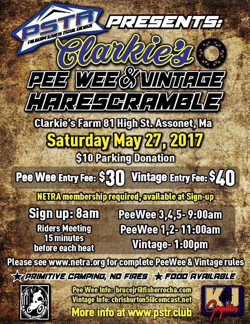Clarkie's Pee Wee @ Freetown | Massachusetts | United States