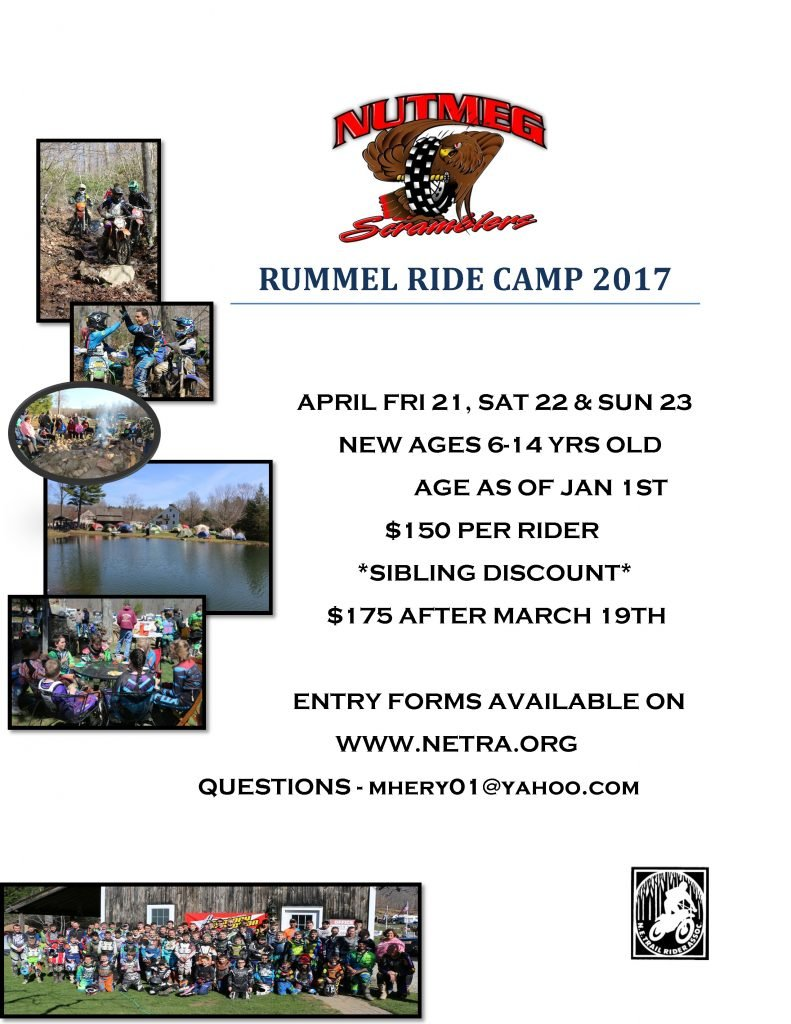 Rummel's Ride Camp @ Rummel Farm | Stafford | Connecticut | United States