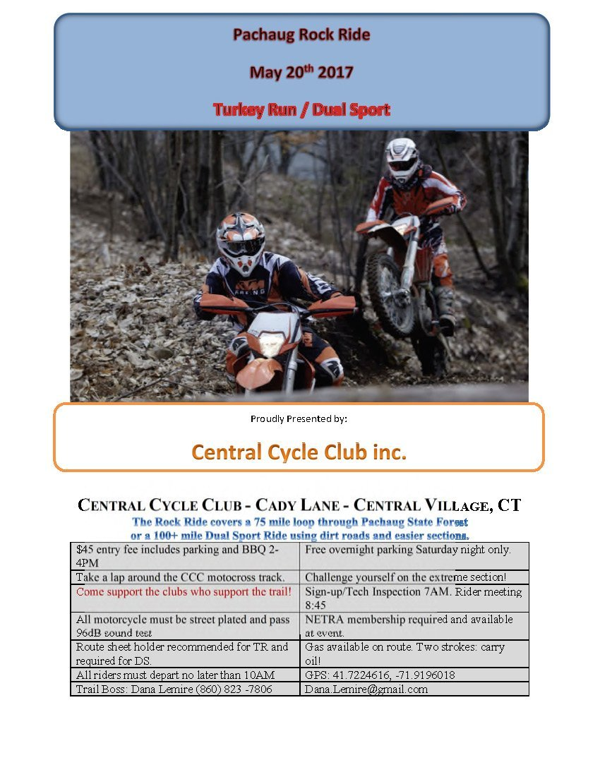 Pachaug Rock Ride @ Central Cycle Club | Plainfield | Connecticut | United States