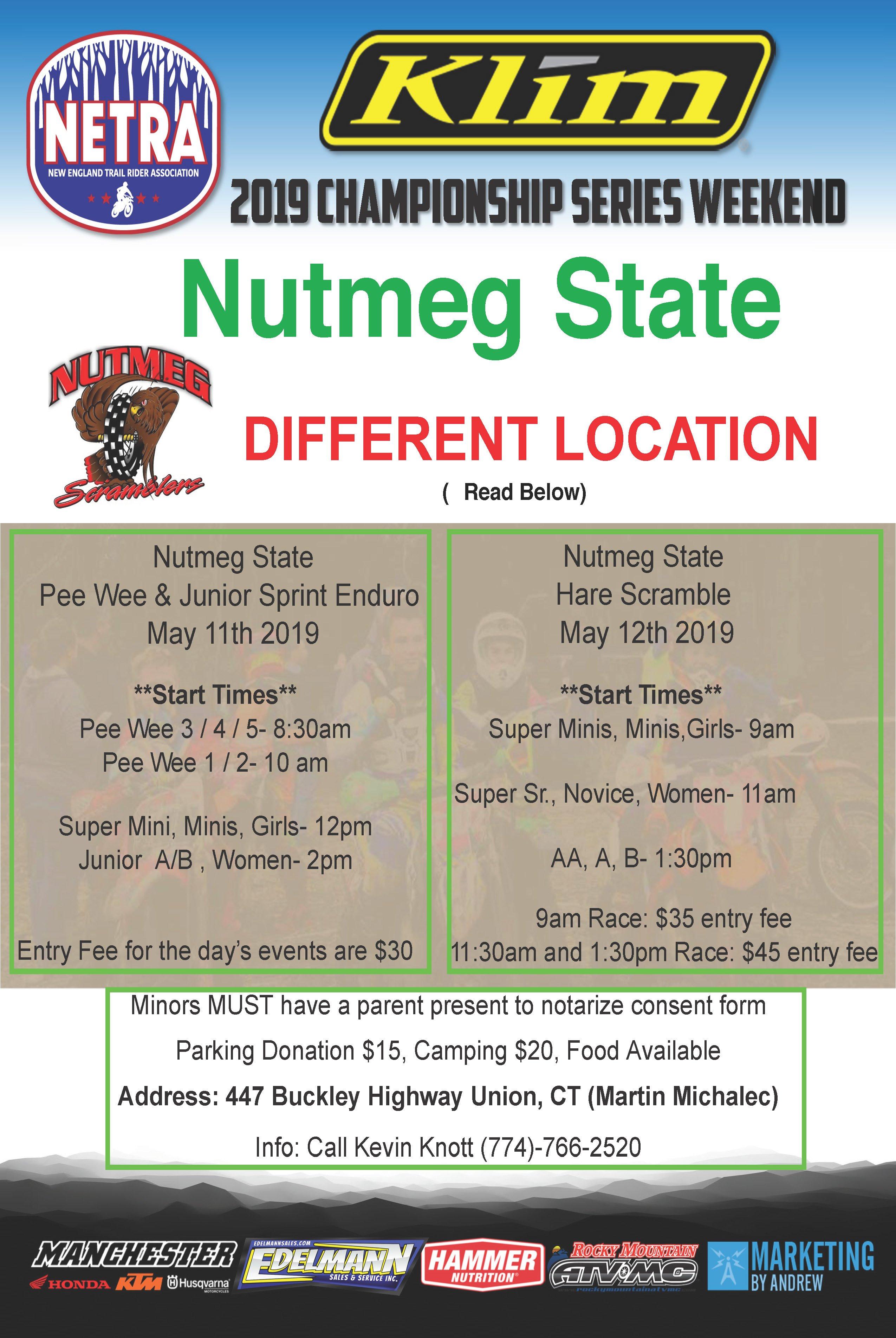 Nutmeg State @ Martin's